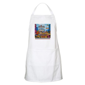 "Gottlieb® ""Quick Draw"" BBQ Apron"