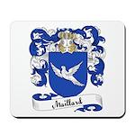 Maillard Family Crest Mousepad