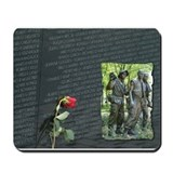 Funny Support the arts Mousepad