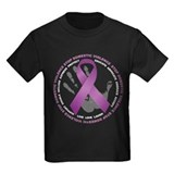 Stop Domestic Violence Ribbon T