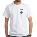 Cleaning Stunts White T-Shirt