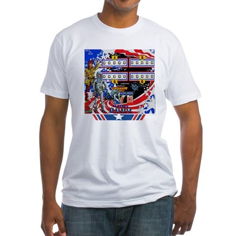 Gottlieb&reg; &quot;Spirit of 76&quot; Fitted T-Shirt