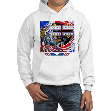 Gottlieb&reg; &quot;Spirit of 76&quot; Hooded Sweatshirt