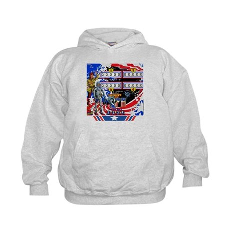 Gottlieb&reg; &quot;Spirit of 76&quot; Kids Hoodie