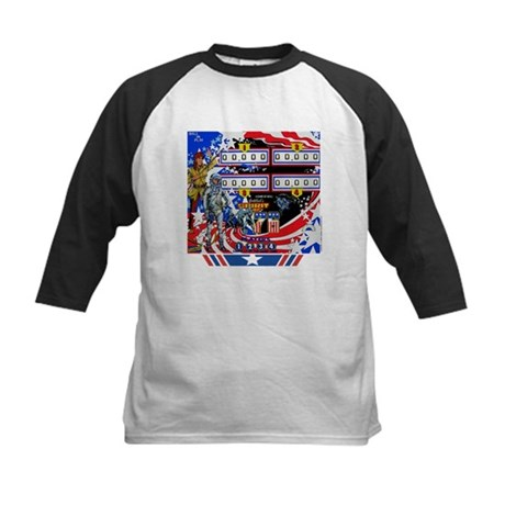 Gottlieb&reg; &quot;Spirit of 76&quot; Kids Baseball Jersey