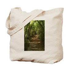 Cute Trail photo Tote Bag