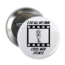 "Civil War Stunts 2.25"" Button (100 pack)"