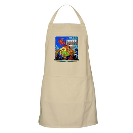 "Gottlieb® ""Sure Shot"" BBQ Apron"