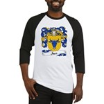 Marc Family Crest Baseball Jersey