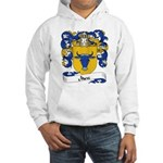 Marc Family Crest Hooded Sweatshirt