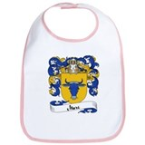Marc Family Crest Bib