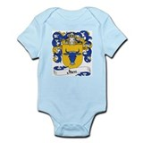 Marc Family Crest Infant Creeper