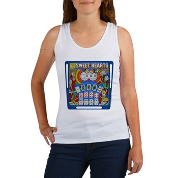 "Gottlieb® ""Sweet Hearts"" Women's Tank Top"