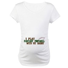 Fantasy Football with Daddy Shirt