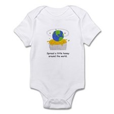 Metaphysical Honey Infant Bodysuit