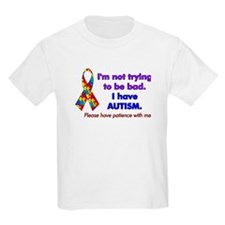Autism Awareness Kids T-Shirt