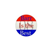 barr knows best Mini Button (100 pack)