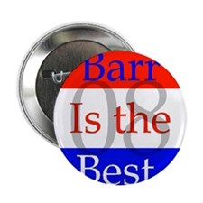 """barr knows best 2.25"""" Button (100 pack)"""