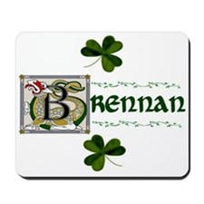 Brennan Celtic Dragon Mousepad