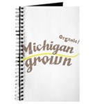 Organic! Michigan Grown! Journal