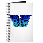 I'm The Big Brother Journal