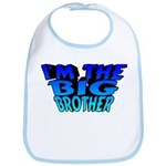I'm The Big Brother Bib