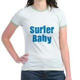 Surfer Baby California Surfing shirt T