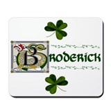 Broderick Celtic Dragon Mousepad
