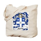 Maurice Family Crest Tote Bag