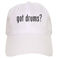 got drums? Cap
