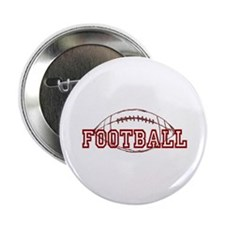 "Football 2.25"" Button (10 pack)"