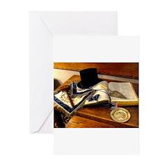 Worshipful Master Greeting Cards (Pk of 10)