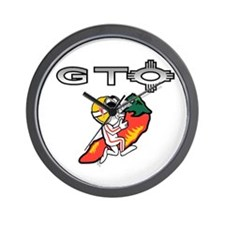 "Land of Enchantment GTO's ""Philo"" Wall Clock"