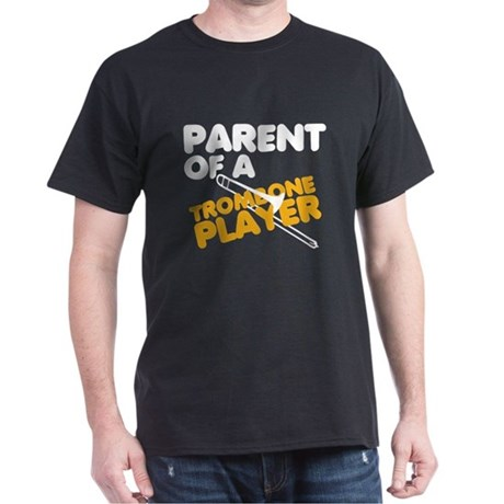 Trombone Parent Dark T-Shirt