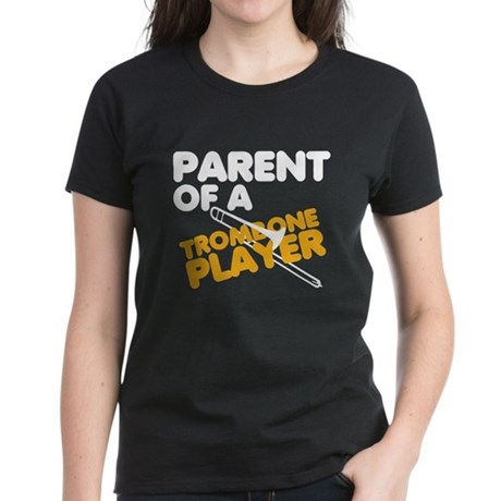 Trombone Parent Women's Dark T-Shirt