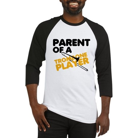 Trombone Parent Baseball Jersey