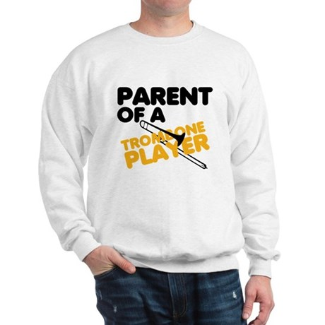 Trombone Parent Sweatshirt