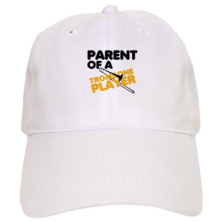 Trombone Parent Cap