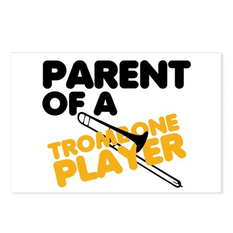 Trombone Parent Postcards (Package of 8)