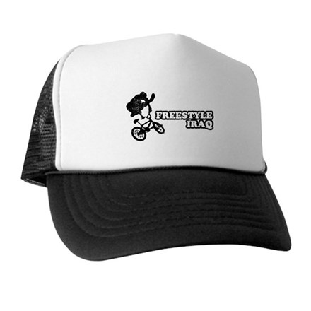 Freestyle Iraq Trucker Hat