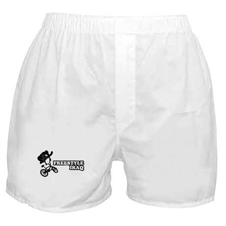 Freestyle Iraq Boxer Shorts