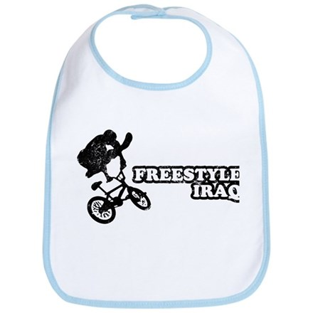 Freestyle Iraq Bib