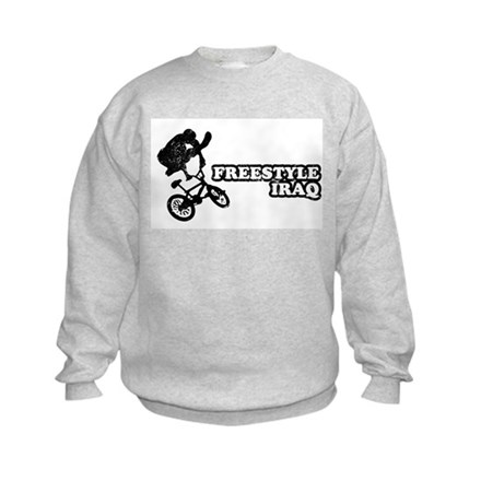 Freestyle Iraq Kids Sweatshirt