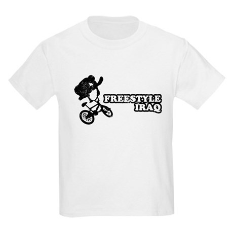 Freestyle Iraq Kids T-Shirt