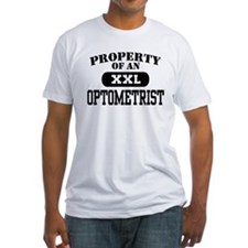 Property of an Optometrist Shirt