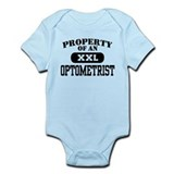 Property of an Optometrist Infant Bodysuit