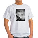 Ash Grey Losing Memories T-Shirt