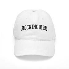 Mockingbird (curve-grey) Baseball Cap