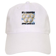 Be A Champion Support Cancer R&D Cap