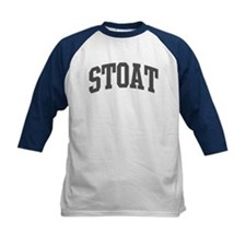 Stoat (curve-grey) Tee